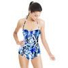 Blue Flower 1655 (Swimsuit)