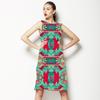 Tropic Oriental/2084 (Dress)