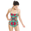Tropic Oriental/2084 (Swimsuit)