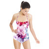 Blurred Watercolor Bloom (Swimsuit)