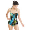Colorful Paisley 1001 (Swimsuit)