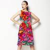 Sunset Florals (Dress)
