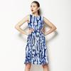 Wild Indigo Batik (Dress)