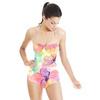 Watercolor Floral Pattern (Swimsuit)