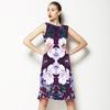 Painterly Flower (Dress)