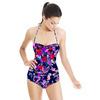 Beautiful Floral Pattern (Swimsuit)