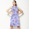 D639 Delicate Butterfly Botanical (Dress)