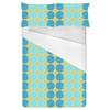 Pencil Polka Dot Seaside Stripe (Bed)
