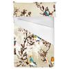 (Des109) Birds on Branch (Bed)
