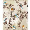 (Des109) Birds on Branch (Original)