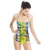 Jungle Green (Swimsuit)