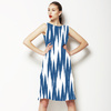 Simple Ikat (Dress)