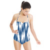 Simple Ikat (Swimsuit)