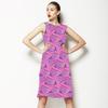 Pink Art Touch (Dress)