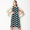 Black Diagonal (Dress)