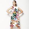 M104 Graphic Leaves (Dress)