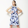Leaf Print (Dress)