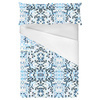 Small Japanese Blue Blossom Pattern (Bed)