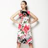 Rose Line Grunge (Dress)