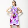 Pastel Flowers Composition (Dress)