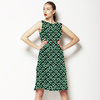 Abstract Floral Texture (Dress)