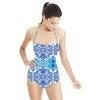 Aqua Boho (Swimsuit)