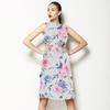Watercolour Peony (Dress)