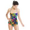 Hot Floral (Swimsuit)