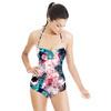 BPT0906 Dark Bouquet (Swimsuit)