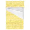 Yellow Zig Zag (Bed)