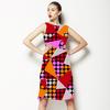 X15-P-0001 - Triangle Mix (Dress)