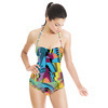 Exploded Geometry (Swimsuit)