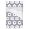 Alice Stripe Floral Tile (Bed)