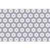 Alice Stripe Floral Tile (Original)