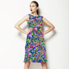 Capri Flowers (Dress)