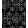 Black and White Ethnic Design (Original)