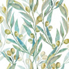 Olive Seamless Pattern (Original)