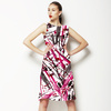 Abstract Lines Pattern (Dress)