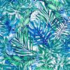 Green and Blue Vivid Tropics (Original)