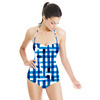 Checked1 (Swimsuit)