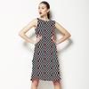 Geo Zebra (Dress)