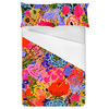 Clashing Print Combos Bohemian Abstract Flowers (Bed)