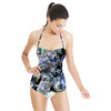 Seamless Floral Pattern (Swimsuit)