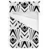 Art Deco Pattern (Bed)