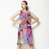 Urban Tropical Palms (Dress)