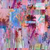 Urban Tropical Palms (Original)