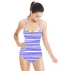 Nautical Stripes (Swimsuit)