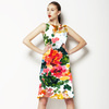 Abstract Floral (Dress)