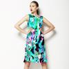 Neon Flowers (Bpj0169) (Dress)