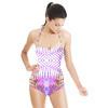 Pastel Palm Skin (Swimsuit)